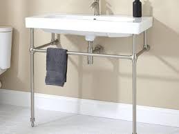 um size of sinks metal console sink stands art vessel amazing bathroom sink consoles narrow