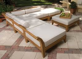 the best wood for furniture. outdoor wood sectional sofa the best for furniture u