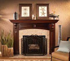 stunning wooden fireplace mantel design appealing decorating ideas for your living room mantels designs diy