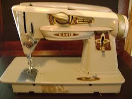 Singer Sewing Machine 500a