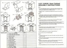 Kick Plates For Cabinets Rta Lazy Susan Assembly Instruction