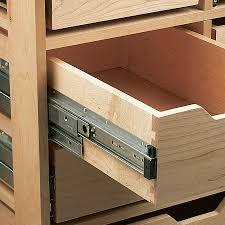Furniture Heavy Duty Drawer Slides For Cozy Sliding Drawers