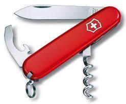 Купить <b>Нож перочинный Victorinox Waiter</b> 0.3303 84мм 9 функций ...