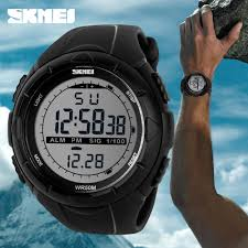 online buy whole dive watches men from dive watches men hot skmei luxury brand mens sports watches dive 50m digital led military watch men boy fashion