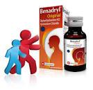 Hasil gambar untuk Benadryl Original Sirup 50ml/Obat Batuk Kering&Flu