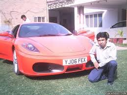 ferrari cars in pakistan