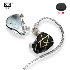 <b>KZ ASX Headset</b> 20 BA Units HIFI Bass <b>In Ear</b> Monitor balanced ...
