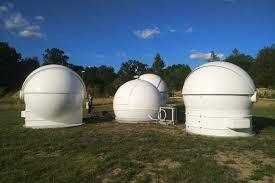 Pięć teleskopów z Chalina śledzi satelity Ziemi