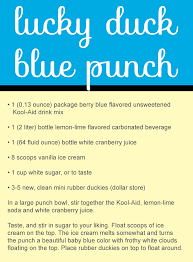 Remarkable Easy Blue Punch For Baby Shower 78 On Cute Baby Shower Blue Punch For Baby Boy Shower