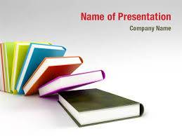 Powerpoint Background Book Books Line Powerpoint Templates Books Line Powerpoint