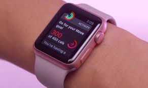 apple fitbit. apple places emphasis on the watch\u0027s health tracking abilities in its adverts fitbit