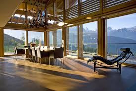 Swiss Chalet Decor Modern Swiss Chalet Interior Design Callender Howorth