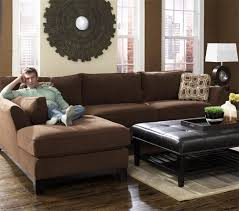 Living Room Ideas Brown Sectional Oqnnvn