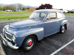 1965 Volvo PV 544 Sport 2dr Coupe Very Rare and in Great Shape ...