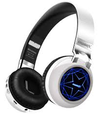 Riwbox WT-8S Bluetooth Headphones, <b>LED</b> Light Up <b>Wireless</b> ...