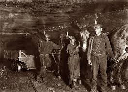 nonfiction wednesday of coal mines and paris a teaching life 1908 west virginia coal miners mules