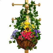 Basket Flower Decoration Online Get Cheap Fiber Hanging Baskets Aliexpresscom Alibaba Group