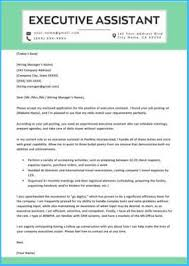 Administrative Assistant Cover Letter Examples 5741
