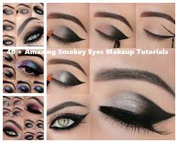 40 smokey eyes makeup tutorials wonderfuldiy