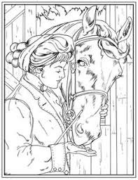 Small Picture horse racing color pages Horse Coloring Page of Racing