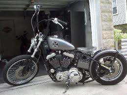 harley davidson custom bobber for sale on 2040 motos