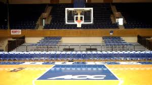 Seating Chart Of Cameron Indoor Stadium