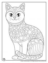 On may 8, 2018december 4, 2020 by coloring.rocks! Animal Coloring Pages For Adults Teens Woo Jr Kids Activities