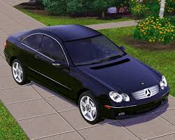 Mod The Sims - 2007 Mercedes-Benz CLK 500