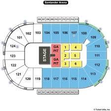 71 Memorable Santander Arena Seating