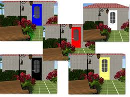 How to choose the color of front door per feng shui rules – Feng ...
