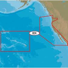 Jeppesen C Map Max N Charts C Map Max N Na Y024 Usa West Coast Hi