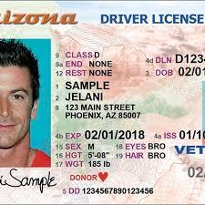 Arizona Drivers License Vs Real Id Card