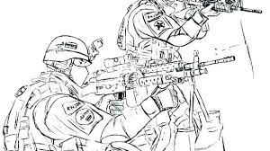 Soldier Pictures To Color Army Soldier Coloring Pages Soldier