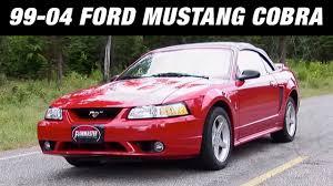 1999-2004 Ford Mustang Cobra 4.6 - Flowmaster American Thunder Cat ...