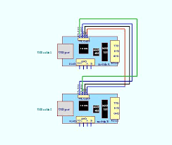 usb to rs232 uart ttl rs485 converter module ft232bm bl usb to serial rs485 converter this circuit can quick to test ft232 module usb to rs485 function module b can use your pic atmel avr board