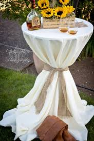 rustic table skirt round table skirts sesigncorp on bella impressions images dessert tables