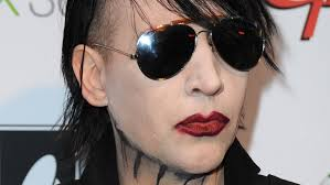 marilyn manson no makeup marilyn manson with no makeup on you