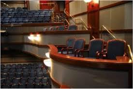 Wells Fargo Center For The Arts Santa Rosa Seating Chart Hofmann Theatre