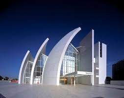 modern architecture. Iconic Modern Architecture-Jubilee Church In Rome By Richard Meier And Partners Homesthetics Architecture H