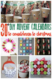 easy calendars easy and simple advent calendars to make this year