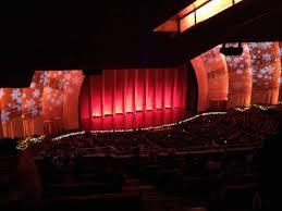 Radio City Music Hall Section 2nd Mezzanine 7 Row J Seat 703