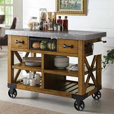 kitchen island cart industrial. Amazing Of Outdoor Carts And Islands The Rachel Serving Cart Has Become A Little Coffeetea Bar Kitchen Island Industrial R