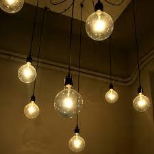 Us 1360 E27 Socket Lamp Holder For Pendant Bulb Home Light Diy Lamps Vintage Multiple Bulbs Ikea Long Wire Bulb Base Free Shipping In Pendant
