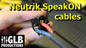 how to wire neutrik speakon cables how to wire neutrik speakon cables