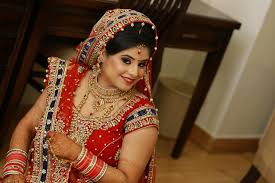 traditional punjabi bridal makeup by meenakshi dutt