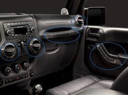 jeep wrangler interior trim kit cosmos blue