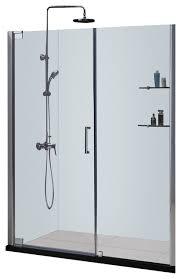 dreamline elegance frameless pivot shower door dreamline frameless shower door parts