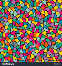 Islamic Mosaic Coloring Pages With Photo Of Mosaic Printable