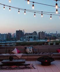 Eye Swoon - Rooftop Terrace In Brooklyn