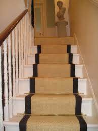carpet runners for stairs. coir natural stair carpet runners for stairs